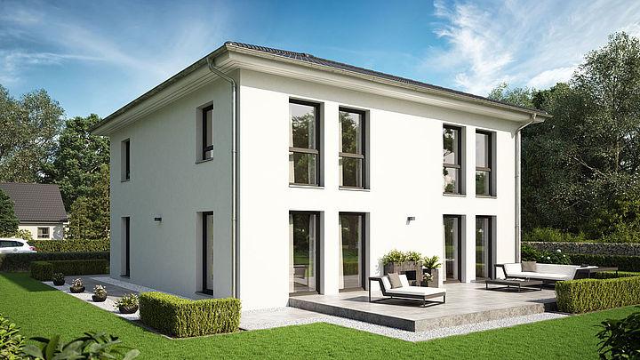 Durch Ihre Unverwechselbare Optische Präsenz, Moderne Und Durchdachte  Grundrisslösungen, Verbunden Mit Interessanten Details, Werden Unsere  Modernen Häuser ...